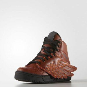 Adidas Men's Jeremy Scott Wings B-Ball Sneakers